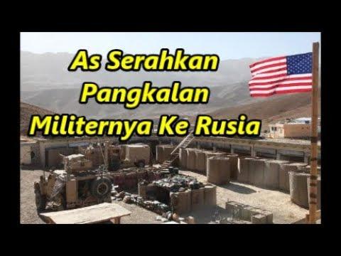 Mengejutkan!! Rusia Bersiap Menerima Penyerahan Pangkalan Militer As di Suriah Ups Ada Apa Ya