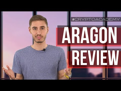 ARAGON| Aragon Review: ANT Token & Aragon Network
