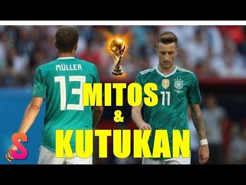 5 Mitos dan Kutukan yang Ada di Piala Dunia