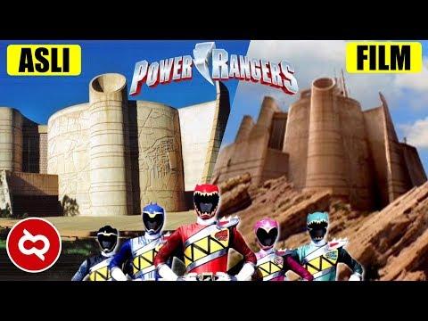 Markas Power Rangers Ditemukan ! 10 BENDA YANG SUSAH DIPERCAYA BENERAN ADA DI DUNIA NYATA