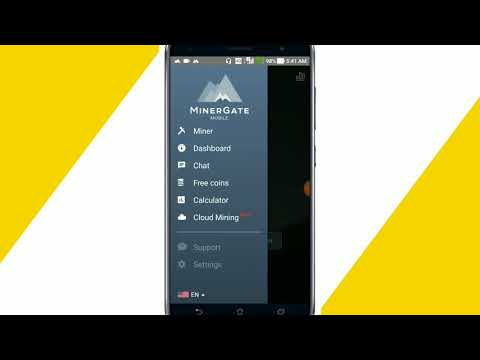 Monero mining in any android / iphone !!!