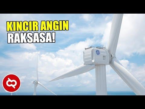 Sudah Ada Di Indonesia! 7 ENERGI ALTERNATIF PALING EFEKTIF DI DUNIA