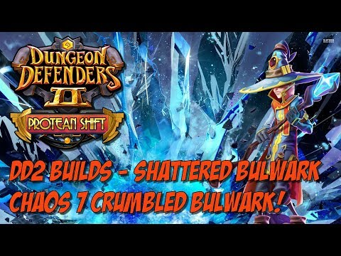 DD2 Protean Builds –  Shattered Bulwark! Shatterquake Build!
