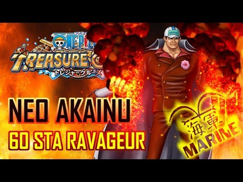 NEO AKAINU RAID BOSS RAVAGEUR & SUGOFEST !! ONE PIECE TREASURE CRUISE FR