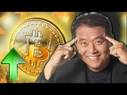"""Cash is Trash!"" Robert Kiyosaki Bitcoin Will Replace the US Dollar (Fiat)"