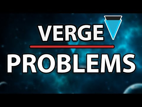 Verge (XVG) Problems & New Groundbreaking Partnership!