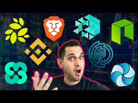 I'm Back!!! What's New With Crypto? $NKN $NEO $BAT $BNB $IOTX $ETHOS  $FOTA $EFX $HPB $BTC