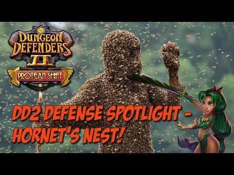 DD2 Protean Spotlight – Dryad Hornet's Nest!