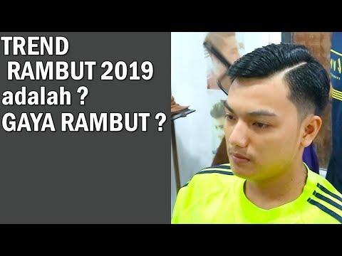 GAYA RAMBUT ORANG KANTORAN 2018  ( GAYA RAMBUT yang tetap ada di tahun 2019 )