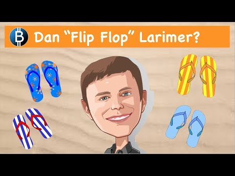"""EOS is like the Kardashians""… Dan Larimer FLIP FLOPS like a politician!"