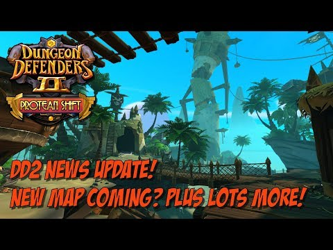 DD2 News Update! New Map or Mode Coming?