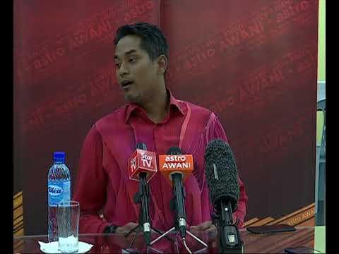 Khairy: Saya ada dengar berita merungsingkan…