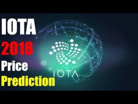 IOTA Price Prediction 2018_ This Little – Know Cryptocurrency