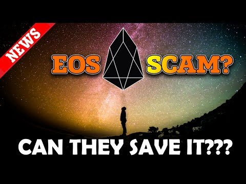 #EOS SCAM??? Can they recover??? (Live Chat) @EOS_io