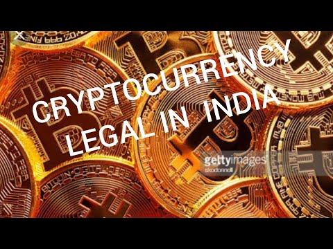 Cryptocurrency legal in INDIA.