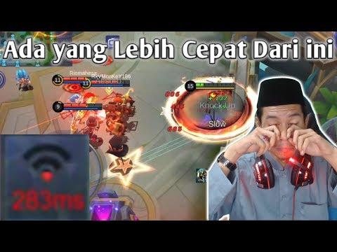 Subhanallah Ada Yang Pernah Secepat Ini Gak | Game Play Mobile Legends Indonesia