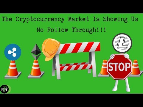 Crypto's Price Prediction (No Follow-Through) | XRP, LTC – June 30, 2018