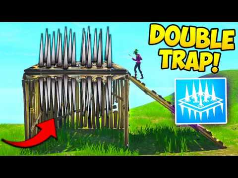 THE *NEW* DOUBLE TRAP TRICK! – Fortnite Funny Fails and WTF Moments! #237 (Daily Moments)