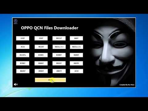 Oppo Qcn File Downloader Tool Unknown Baseband No Service IMEI Null 100% Working Tools