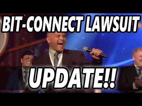 BIT-CONNECT LAWSUIT UPDATE – YOUTUBE ACCUSED !