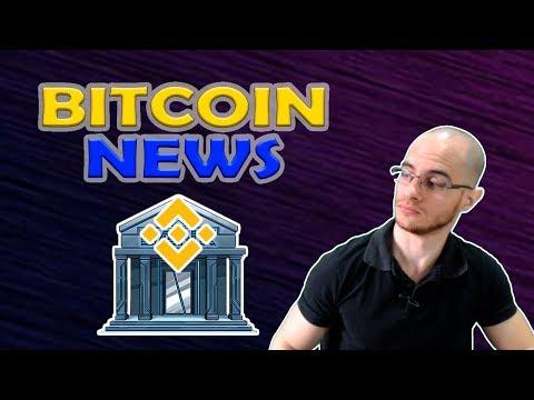 ? Binance cria Banco, BTC $9000 dólares e mais! Resumo Semanal Bitcoin News 2018