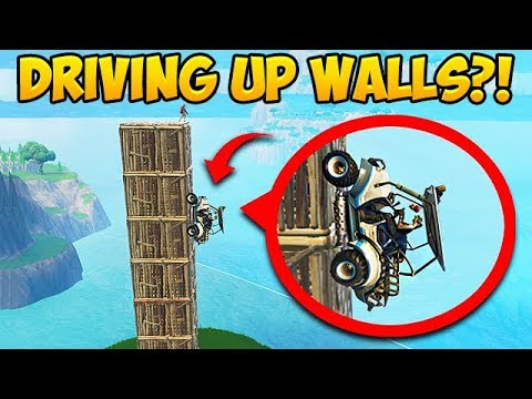 SECRET GOLF CART TRICK! – Fortnite Funny Fails and WTF Moments! #256 (Daily Moments)