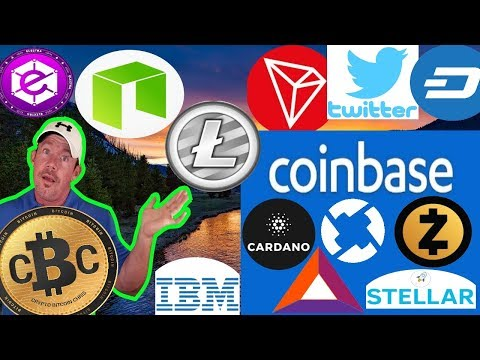 Coinbase Announces 5 NEW COINS! – New Info: Twitter & TRON – McAfee Death Threats