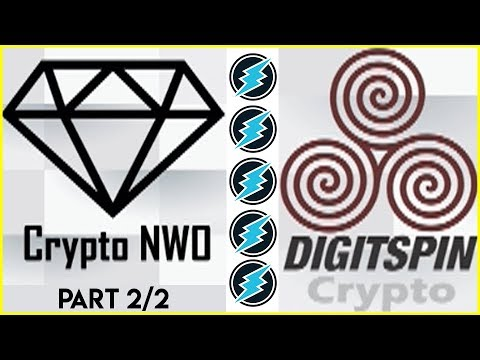 ETN Electroneum PRICE & Discussion Interview with Crypto NWO | Part 2of2