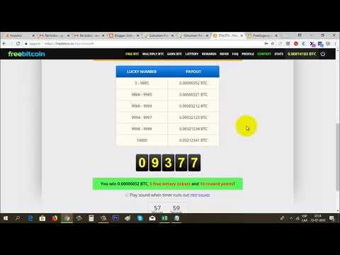 Las Mejores Faucet para Ganar Bitcoin y Dogecoin 100% GRATIS | Gokustian