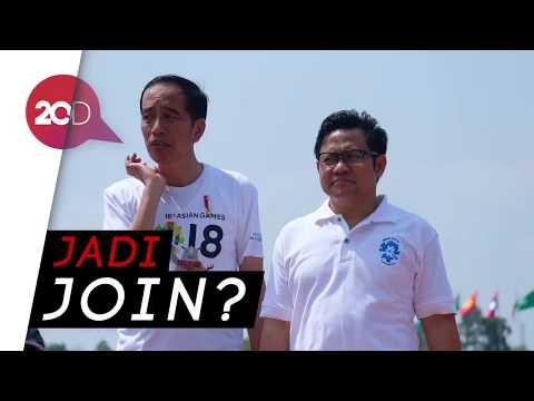 Ada Cak Imin di Kantong Jokowi