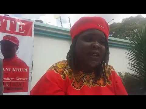 MDC-T (Khupe) – Our members took part in the March to ZEC – Press Conference