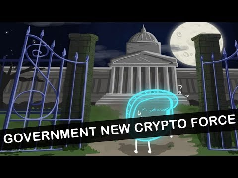 Government Creating Cryptocurrency TASK FORCE – Passed New Bill!