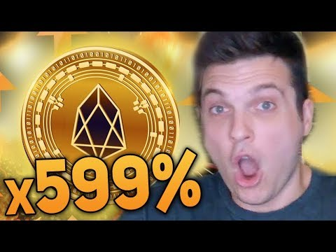 EOS at $100 in 2018? Yes it is Possible!