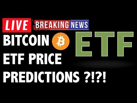 My Bitcoin (BTC) ETF Price Prediction! – Crypto Trading Analysis & Cryptocurrency News