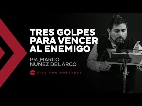 TRES GOLPES PARA VENCER AL ENEMIGO – DCN