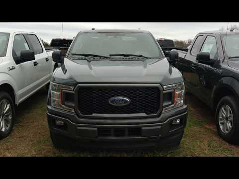 2018 Ford F150 XL STX – 2.7L V6 Ecoboost – Magnetic Metallic – Quick Walk Around