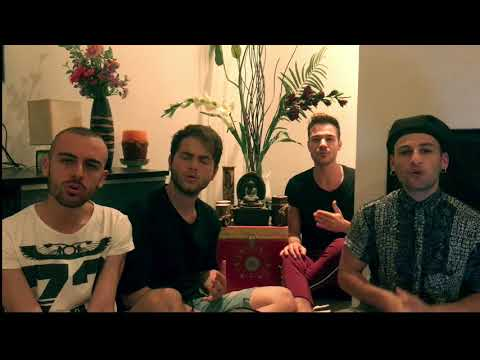 David Guetta & Sia – Flames (Aula39 – Acapella Cover)