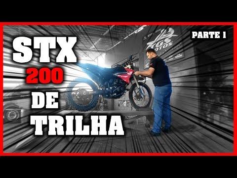 REVISÃO STX 200 DE TRILHA – PARTE 1 – TGS NA TRILHA