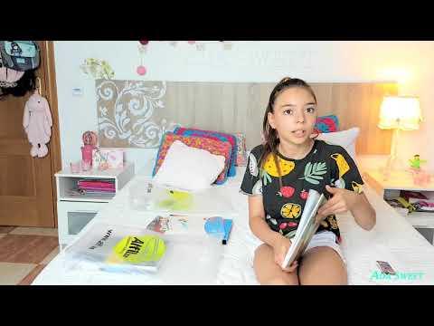 Vuelta al cole 2018-2019/Material escolar parte 2 / Ada Sweet