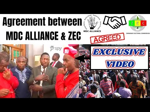 MDC ALLIANCE MARCH RESULTS? Agreement with ZEC