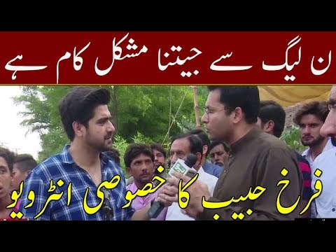 Farrukh Habib Exclusive Talk About Elections | Neo News