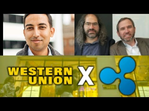 Asheeh Birla and David Schwartz Talks Western Union XRApid. Xrp progress.