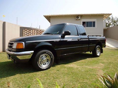 Caçador de Carros: Ford Ranger STX, de Cascavel-PR à Osasco-SP