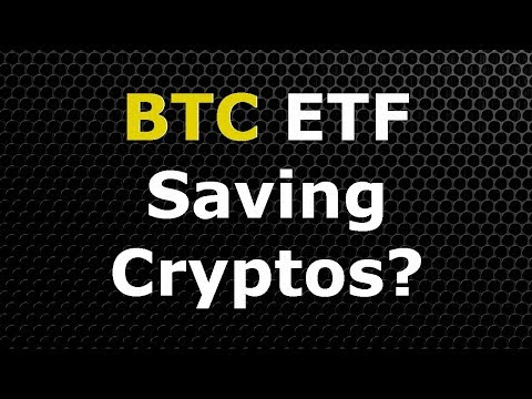 Attention All Bitcoin Holders – Will (BTC) ETF Save Cryptos? – Cryptocurrency News