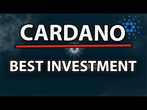 Cardano (ADA) Is One Of My Best Investments!