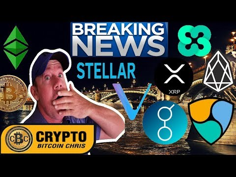 Huge 200,000 Bitcoin Order! – IBM Blockchain! – How adding Stellar Lumens to Coinbase affects XRP.