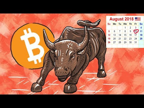 BITCOIN AMAZING BULL RUN INCOMING! August Will be Very HOT for CRYPTOCURRENCY MARKET!