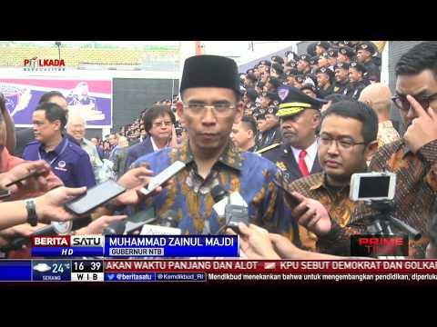 Bertemu Jokowi, TGB: Tak Ada Pembicaraan Khusus