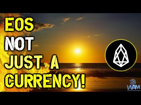 EOS Is NOT Just A Currency – It's The FUTURE! (with Bob Stanley of Freos)