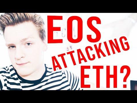 EOS Attacking ETH? Programmer explains.